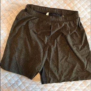Lu Lu Men's athletic shorts